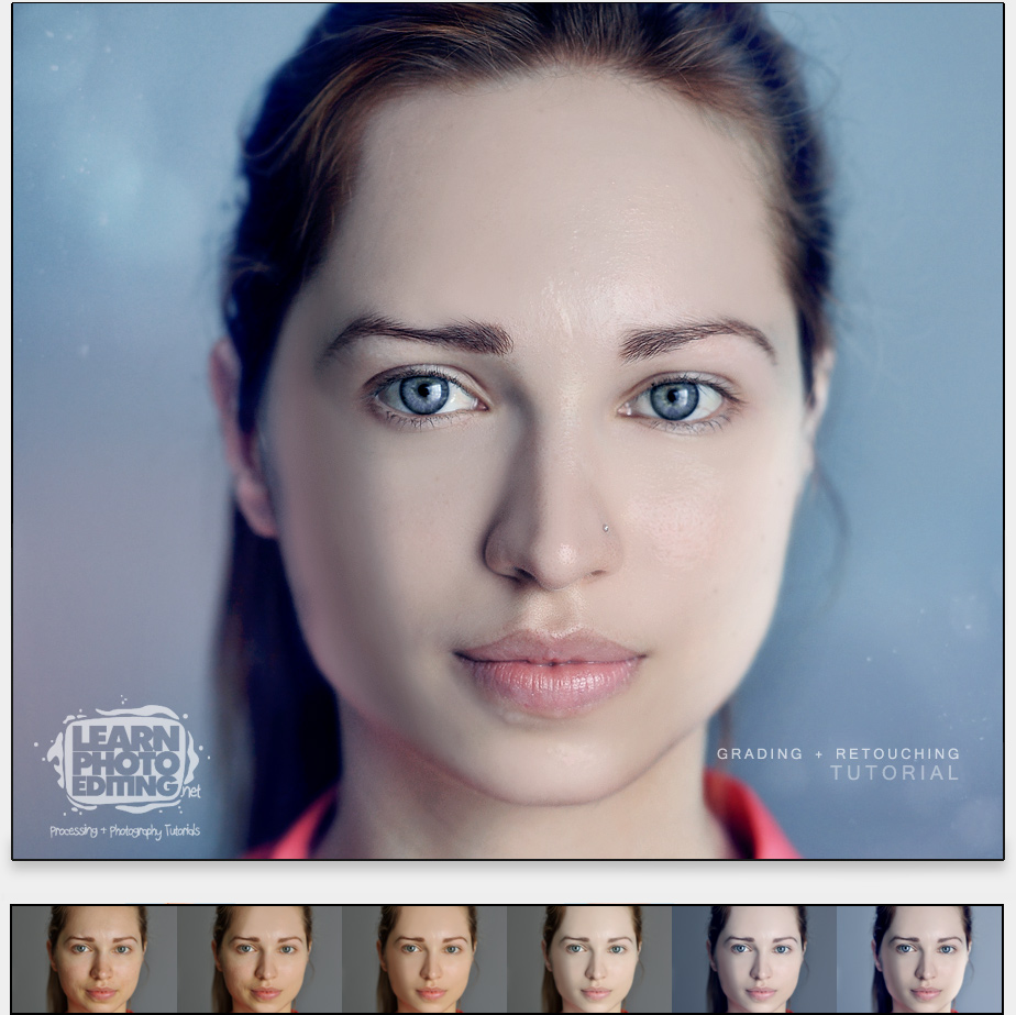 Retouch a portrait in photoshop how to make your portraits look out of this world baditri Gallery